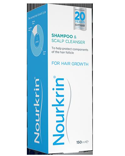 NOURKRIN® Shampoo & Scalp Cleanser